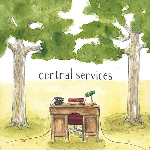 Play & Download (self-titled LP) by Central Services | Napster