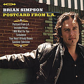 Play & Download Postcard From LA by Brian Simpson | Napster