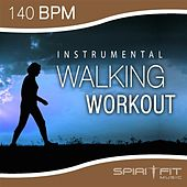 Play & Download Instrumental Walking Workout (140 BPM pace) by SpiritFit Music | Napster