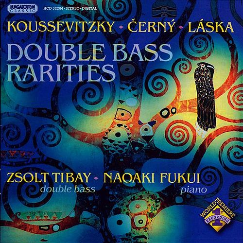 Play & Download Koussevitzky / Cerny / Laska: Works for Double Bass and Piano by Zsolt Tibay | Napster