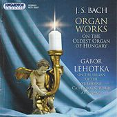 Bach, J.S.: Organ Works Performed On the Oldest Organ in Hungary by Gabor Lehotka