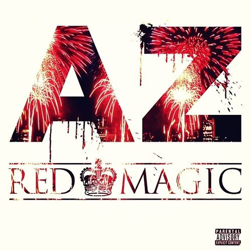 Red Magic - Single by AZ