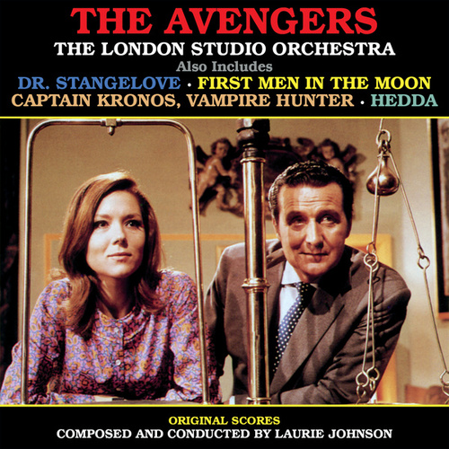 The Avengers by Laurie Johnson