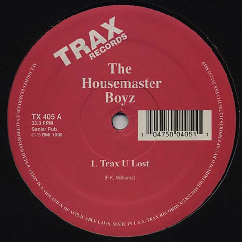 Play & Download Thank You for the Trax You Lost by Farley Jackmaster Funk | Napster