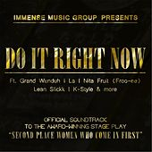 Do It Right Now!! (Original Soundtrack) by Various Artists