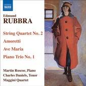 Rubbra, E.: String Quartet No. 2 / Amoretti by Various Artists