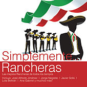 Play & Download Simplemente Rancheras by Various Artists | Napster
