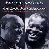 Benny Carter Meets Oscar Peterson by Benny Carter