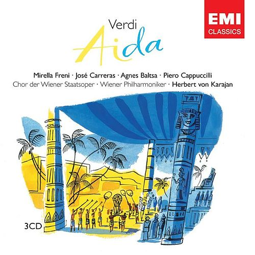 Play & Download Aida - Verdi by Agnes Baltsa | Napster