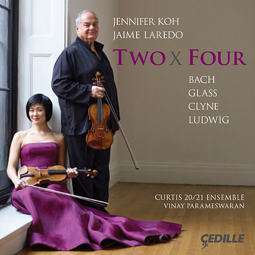 Play & Download Two x Four by Jennifer Koh | Napster