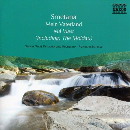 Play & Download Smetana: Ma Vlast by Kosice Slovak State Philharmonic Orchestra | Napster