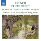 Play & Download Poulenc: Flute Sonata / Messiaen: Le Merle Noir / Boulez: Sonatine by Patrick Gallois | Napster