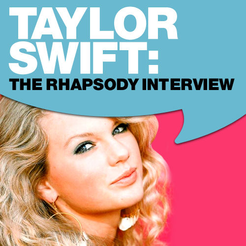Play & Download Taylor Swift: The Rhapsody Interview CMA 2007 by Taylor Swift | Napster
