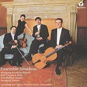 Play & Download Quartetti per Oboe, Violino, Viola, Violoncello by Ama Deus Ensemble | Napster