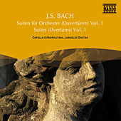Bach, J.S.: Overtures (Orchestral Suites) Nos. 1, 2, 5 by Capella Istropolitana