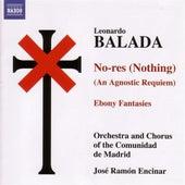 Balada: No-Res / Ebony Fantasies by Various Artists