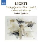Ligeti, G.: String Quartets by Parker Quartet