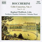 Boccherini: Cello Concertos, Nos. 9-12 by Raphael Wallfisch