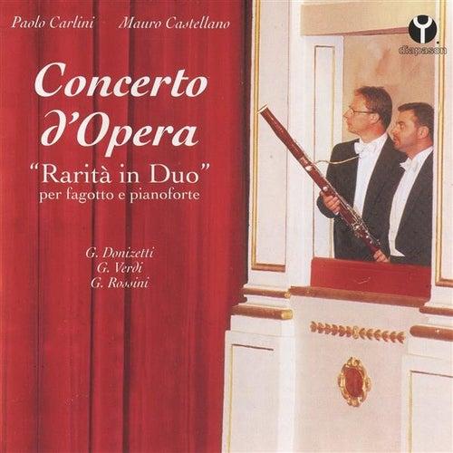 Concerto d'Opera by Paolo Carlini