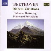 Play & Download Beethoven: Diabelli Variations, Op. 120 by Edmund Battersby | Napster
