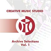 Creative Music Studio - Archive Selections, Vol. 1 by Various Artists