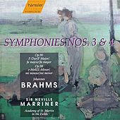 Play & Download Brahms: Symphonies Nos. 3 and 4 by Academy of St. Martin in the Fields Orchestra | Napster