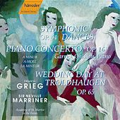 Play & Download Grieg: Symphonic Dances, Op. 64 / Piano Concerto, Op. 16 / Wedding Day at Troldhaugen, Op. 65 by Various Artists | Napster