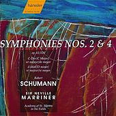 Schumann: Symphonies Nos. 2 and 4 by Academy of St. Martin in the Fields Orchestra