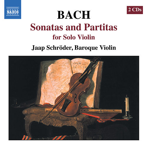 Play & Download Bach, J.S.: Sonatas and Partitas for Solo Violin, Bwv 1001-1006 by Jaap Schröder | Napster