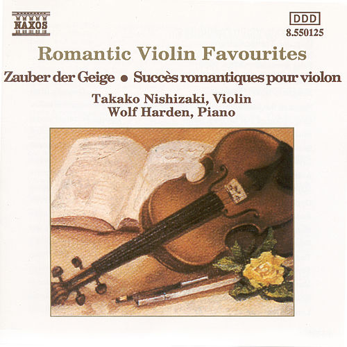 Play & Download Romantic Violin Favourites by Takako Nishizaki | Napster