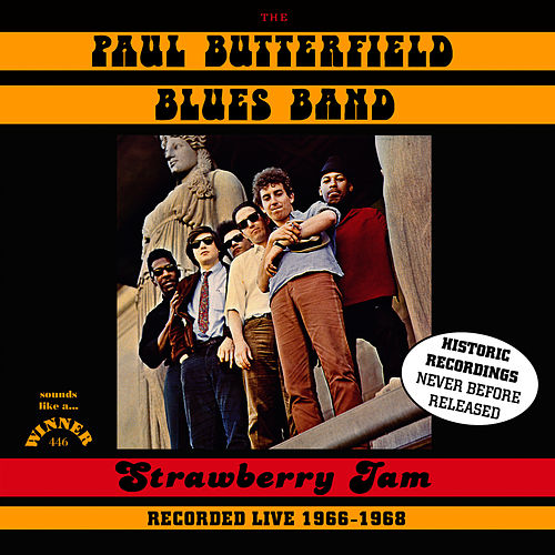 Play & Download Strawberry Jam by Paul Butterfield | Napster
