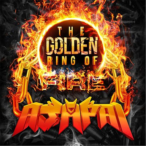 The Golden Ring of Fire by Ajapai