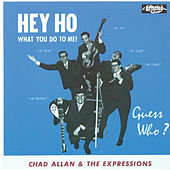 Hey Ho (What You Do To Me!) by The Guess Who