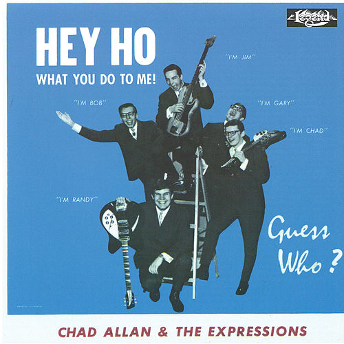 Play & Download Hey Ho (What You Do To Me!) by The Guess Who | Napster