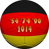 Play & Download 54, 74, 90, 2014 Fussball WM (Wir werden Weltmeister, Stadion Club Hits) by Various Artists | Napster