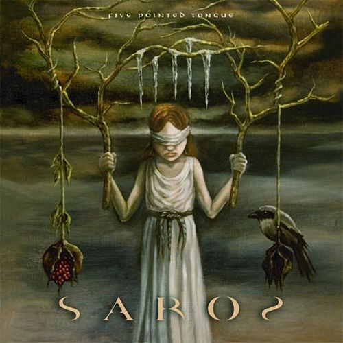Play & Download Five Pointed Tongue by Saros | Napster