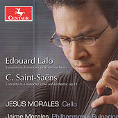 Play & Download Cello Concertos by Eduard Lalo and C. Saint Saens; Gabriel Faure by Jesus Morales | Napster