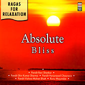 Ragas For Relaxation - Absolute Bliss by Various Artists