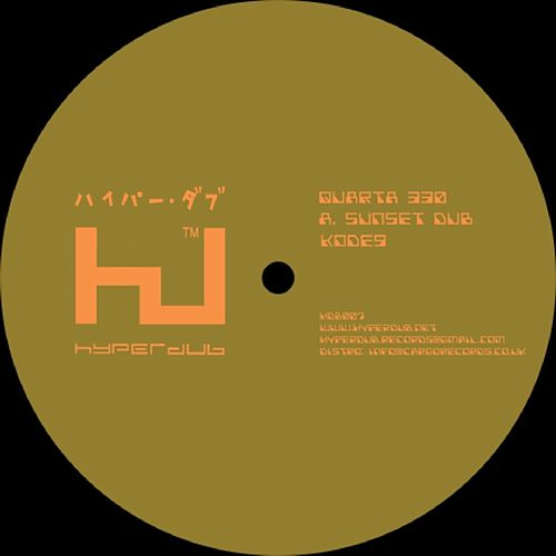 Sunset Dub / 9 Samurai (Quarta 330 RMX) by Various Artists