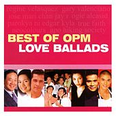 Best of OPM Love Ballads by Various Artists