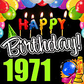 Play & Download Happy Birthday 1971 by Various Artists | Napster