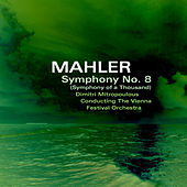 Play & Download Mahler: Symphony No. 8 by Dimitri Mitropoulos | Napster
