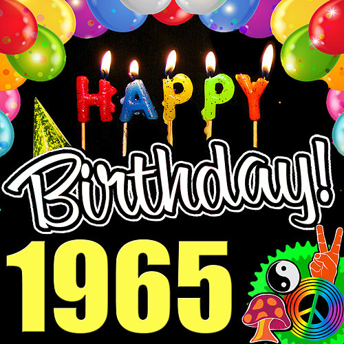 Happy Birthday 1965 by Various Artists