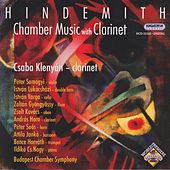 Hindemith: Chamber Music With Clarinet - Ludus Minor / Septet / Clarinet Sonata / 3 Anekdoten Fur Radio by Csaba Klenyan