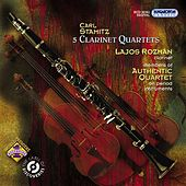 Play & Download Stamitz, C.: Clarinet Quartets, Opp. 14, 19 by Lajos Rozman | Napster