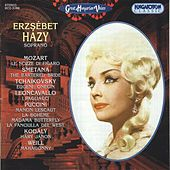 Play & Download Hazy, Erzsebet: Soprano Arias by Erzsebet Hazy | Napster