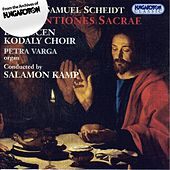Scheidt: Cantiones Sacrae (Excerpts) by Various Artists
