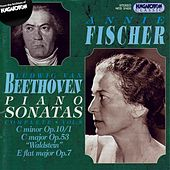 Play & Download Beethoven: Complete Piano Sonatas, Vol. 8: Nos. 4, 5, and 21 by Annie Fischer | Napster