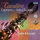 Cavallini, E.: 30 Caprices (Excerpts) by Csaba Klenyan
