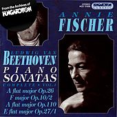 Beethoven: Complete Piano Sonatas, Vol. 1: Nos. 6, 12, 13, and 31 by Annie Fischer